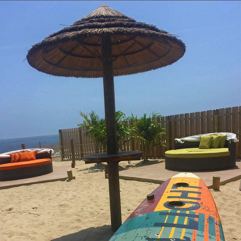 Comfy Cabanas!