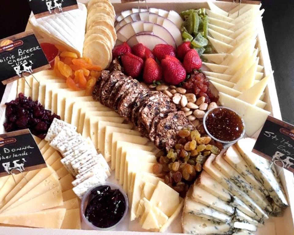 Cheese 101 - Cheese Tasting & Lecture Schedule