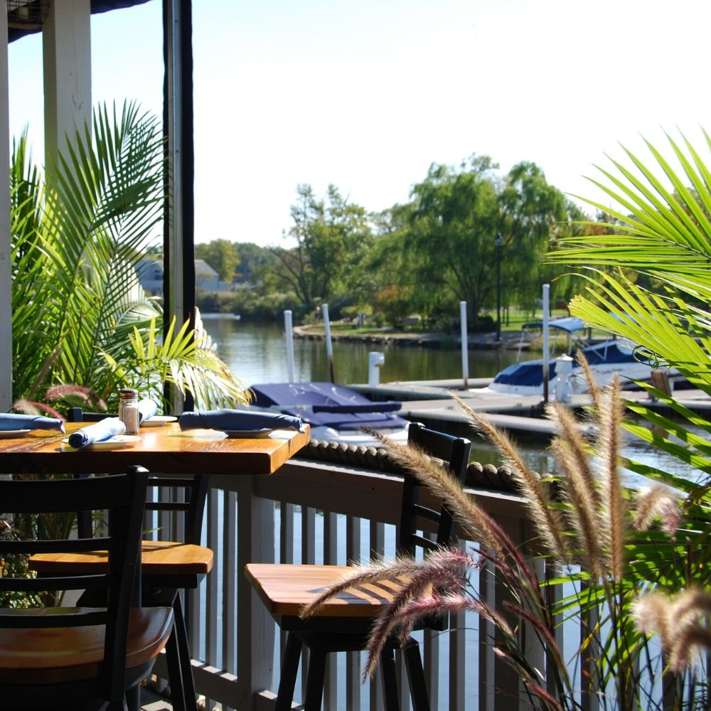 Takeout or Dock & Dine at The Marina At Oceanport