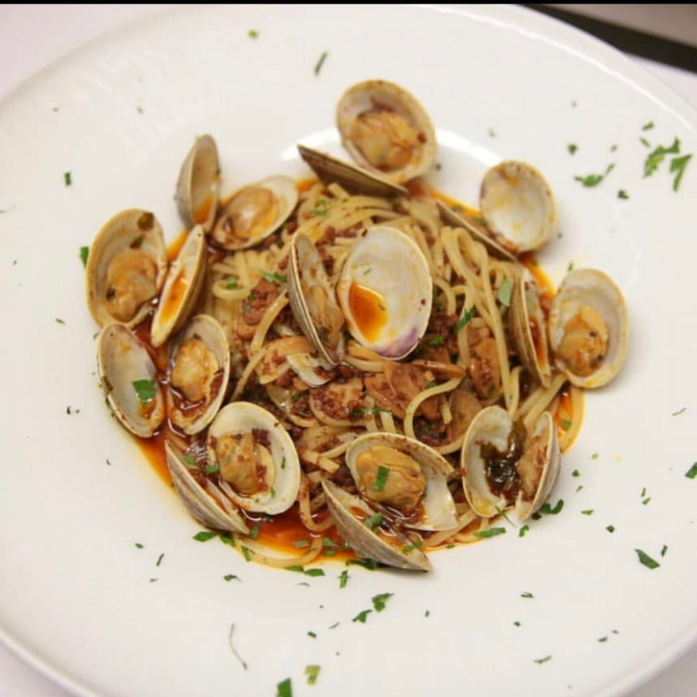 Fine Italian Dining at Bareli's By The Sea!