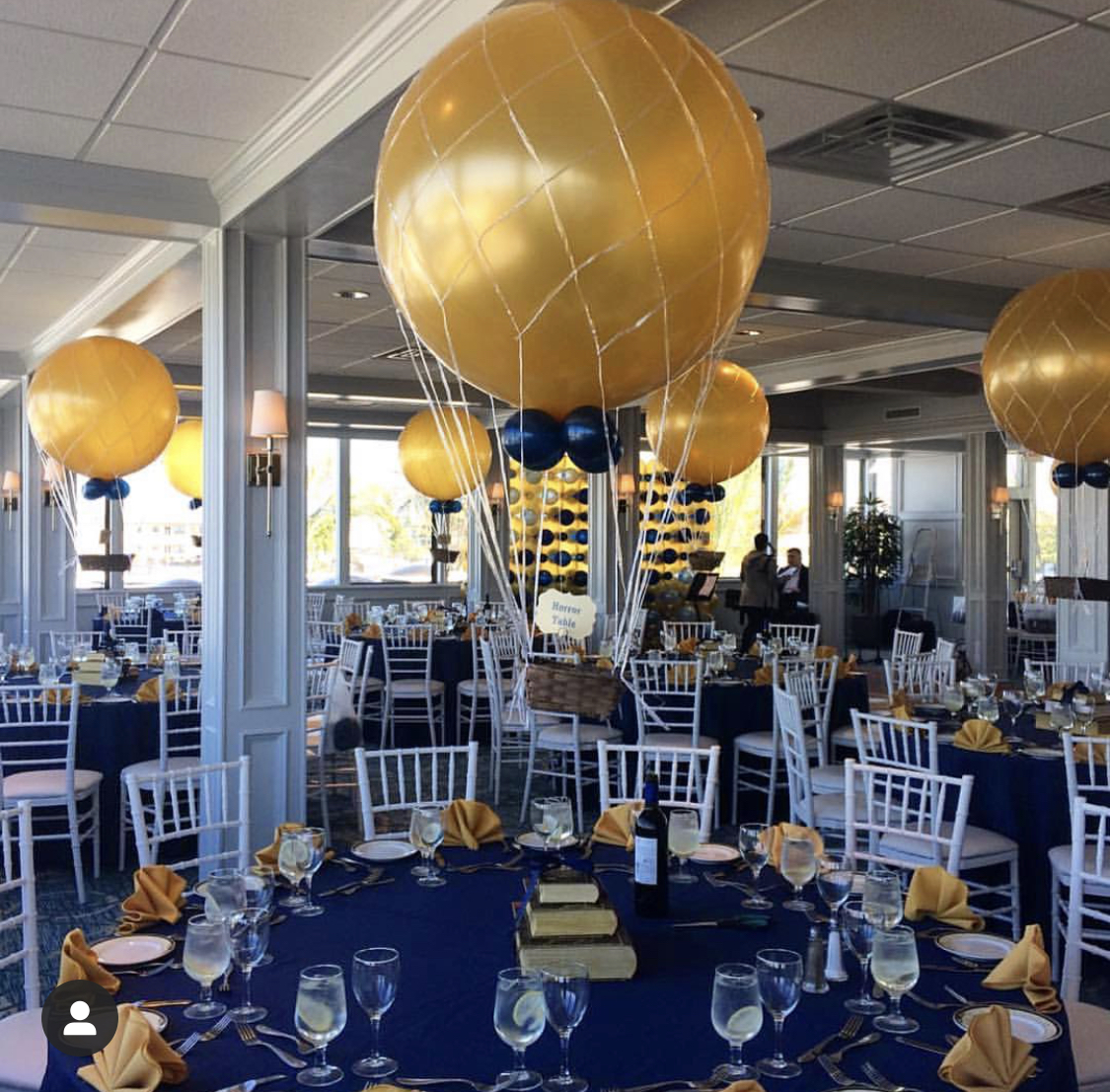 Special Events at The Channel Club