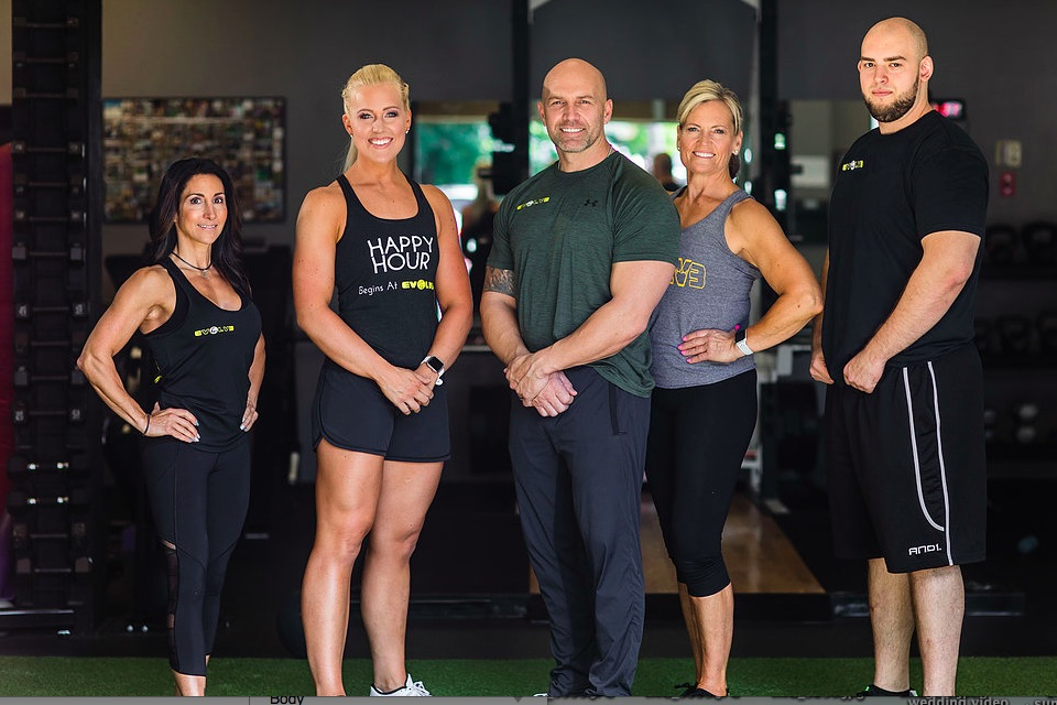 Evolve Fitness Studio Opening THIS MARCH!