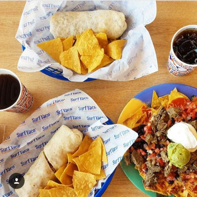 You Can Now Order Surf Taco Online!
