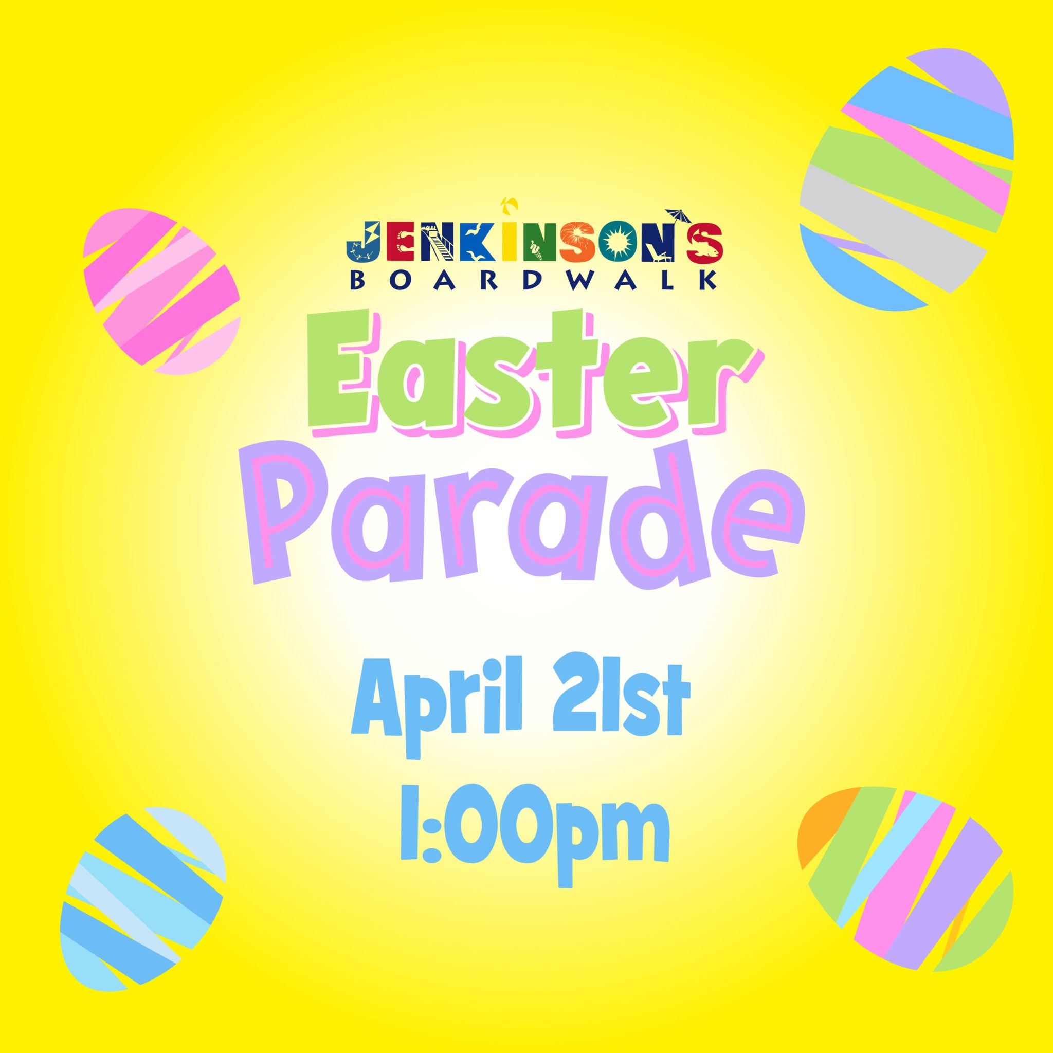Jenkinson's Easter Parade