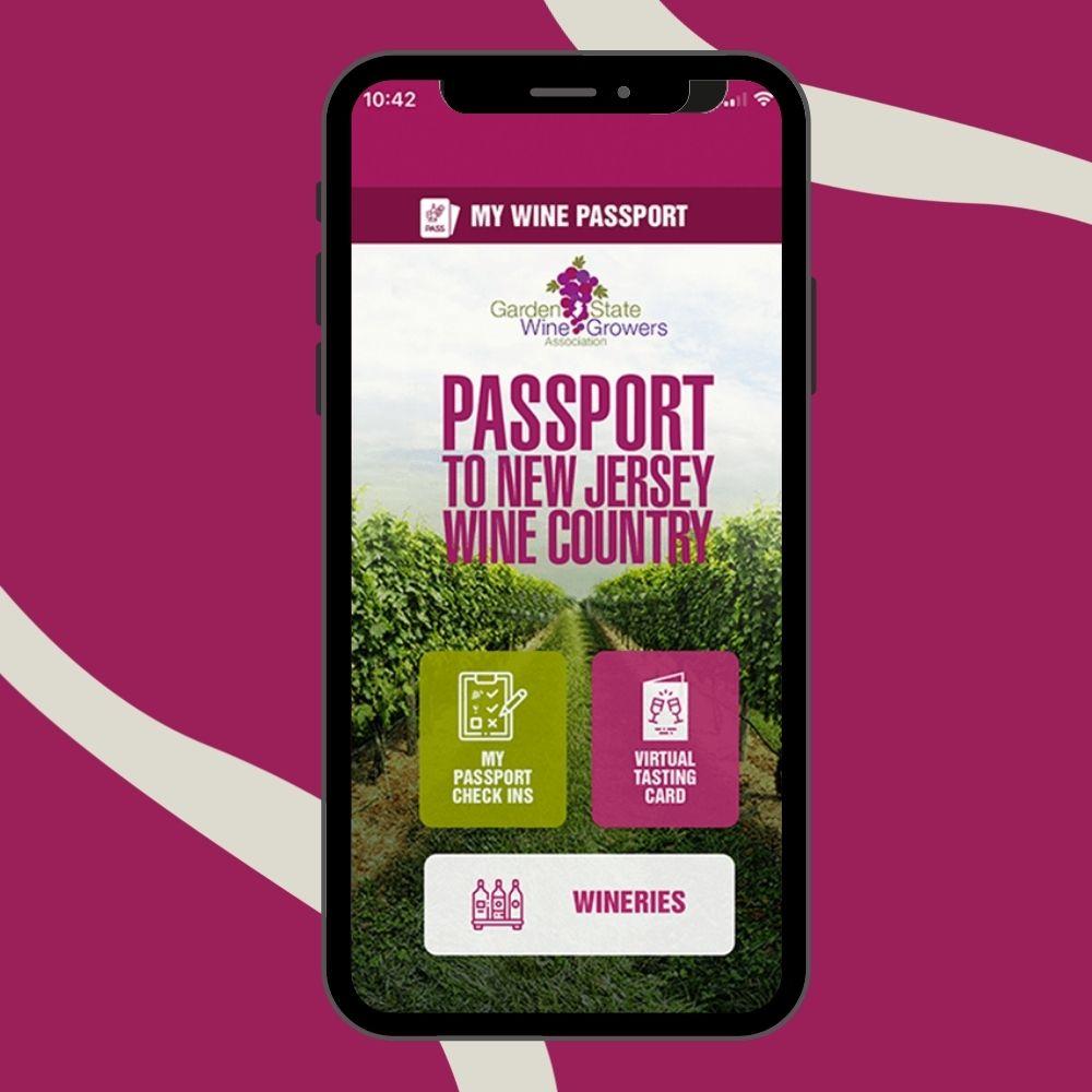 New Passport App