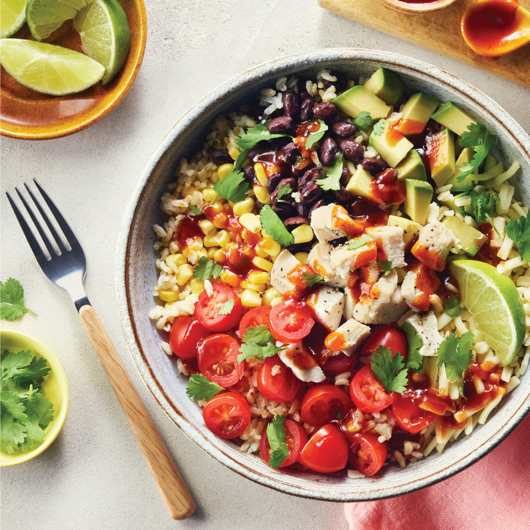 Eat Good and Feel Good with Dinner from Freshii!
