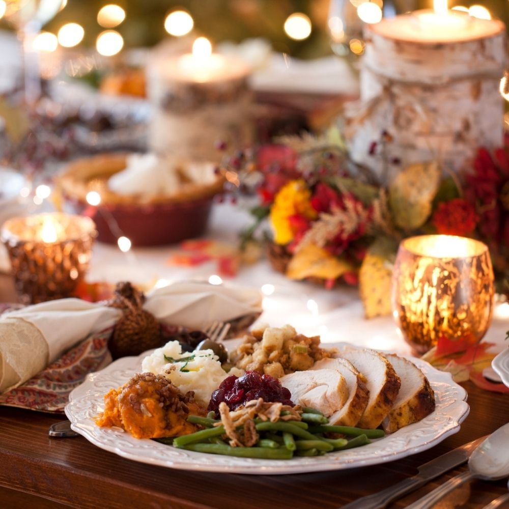 Thanksgiving at the Molly Pitcher Inn