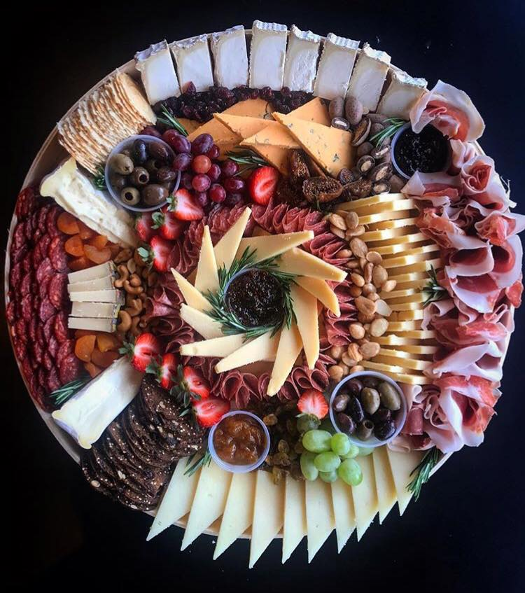 Have The Cheese Cave Create a Custom Cheese Board
