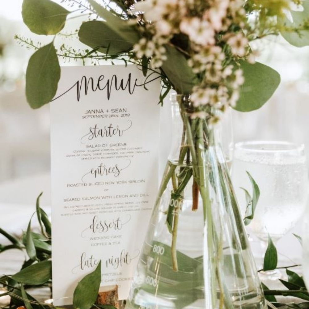 Make your wedding unique to you