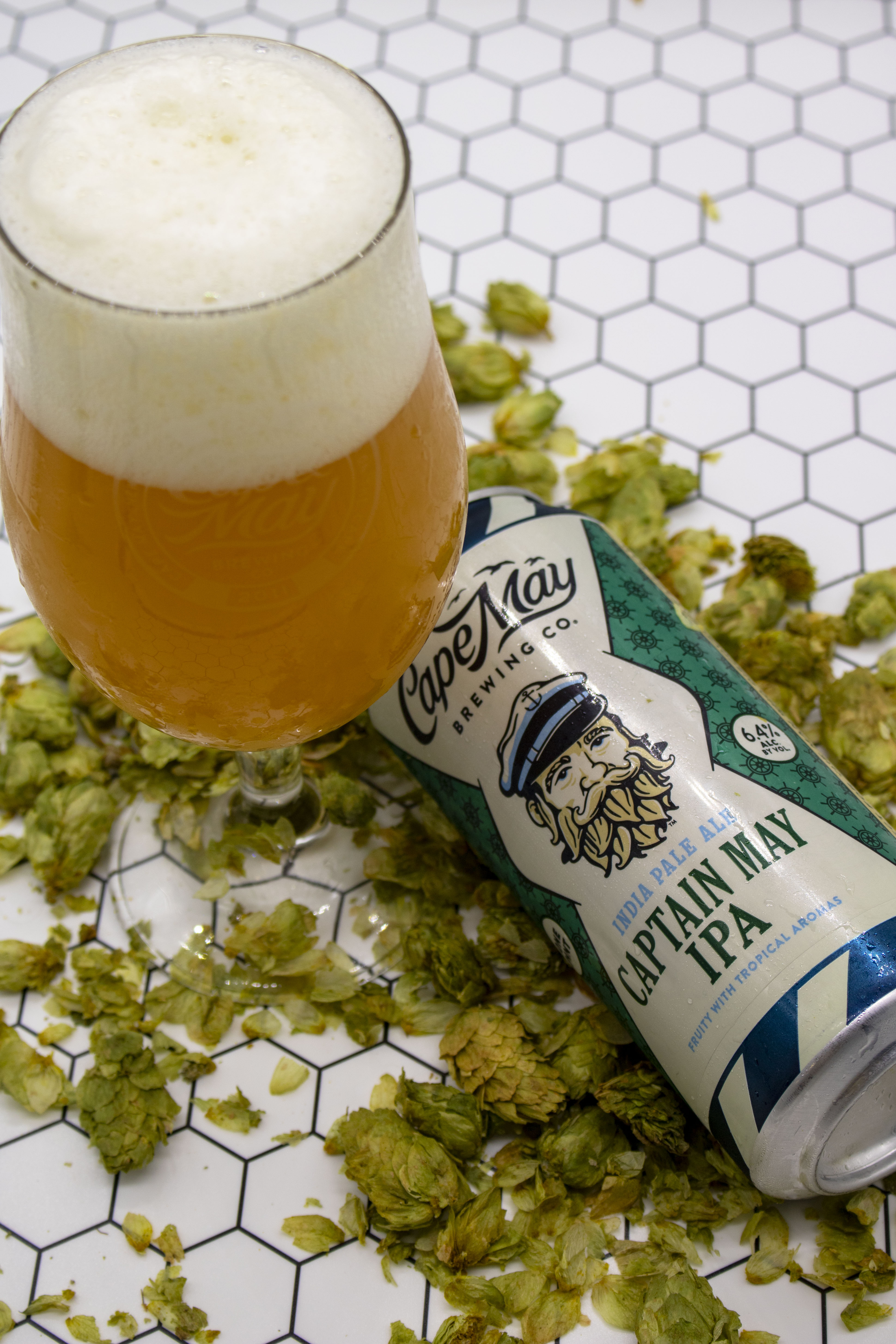 The Newest Brew -- Captain May IPA