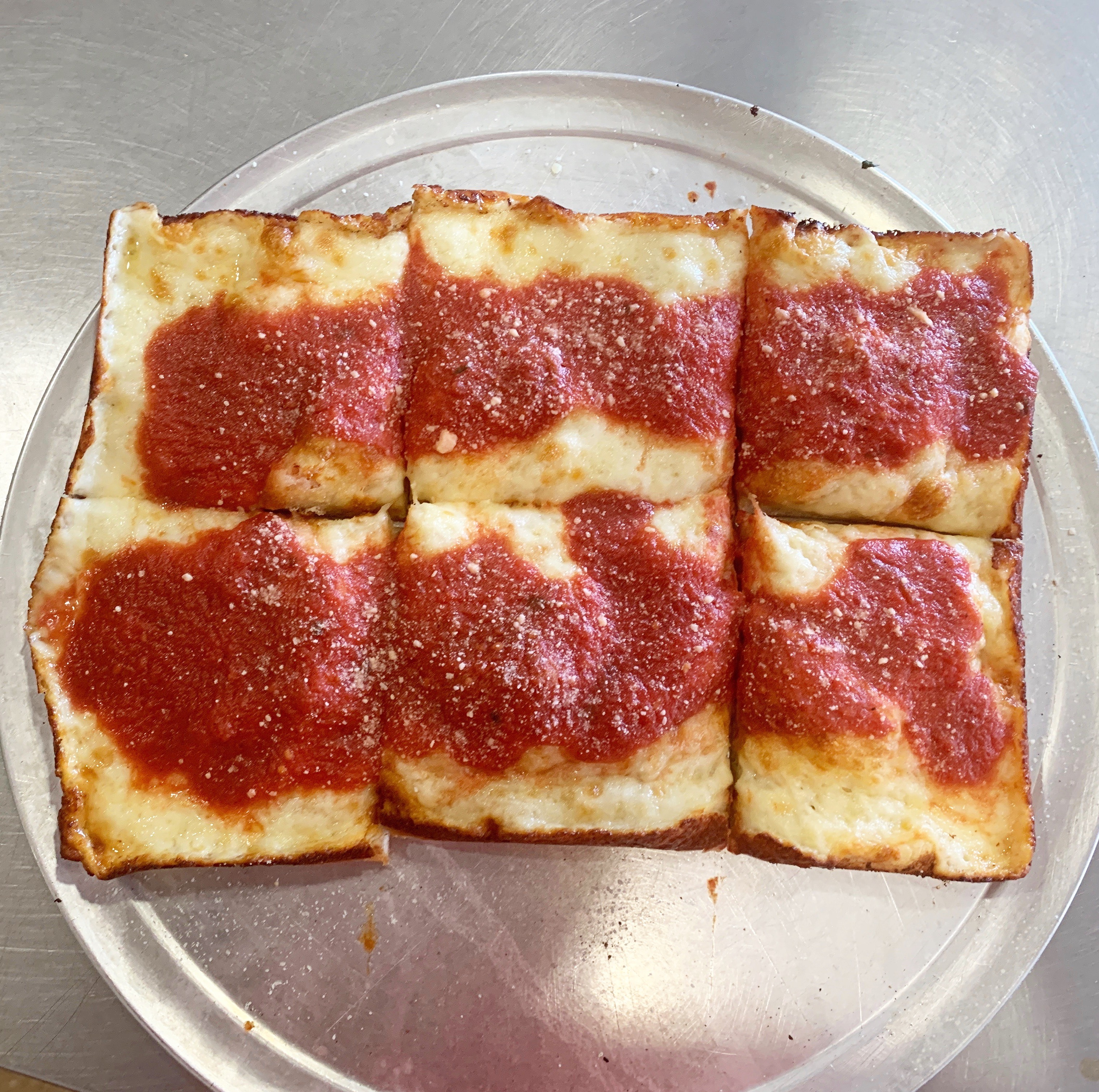 The Hottest New Trend- Detroit Style Pizza
