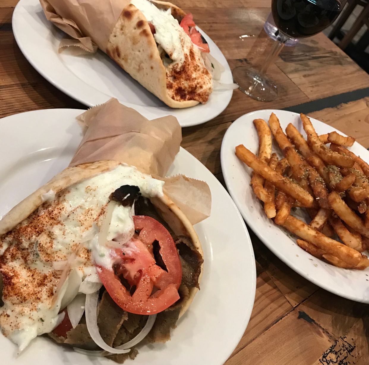 Simply Greek Eats