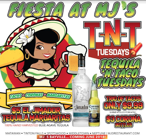 Tequila 'n Taco Tuesdays!