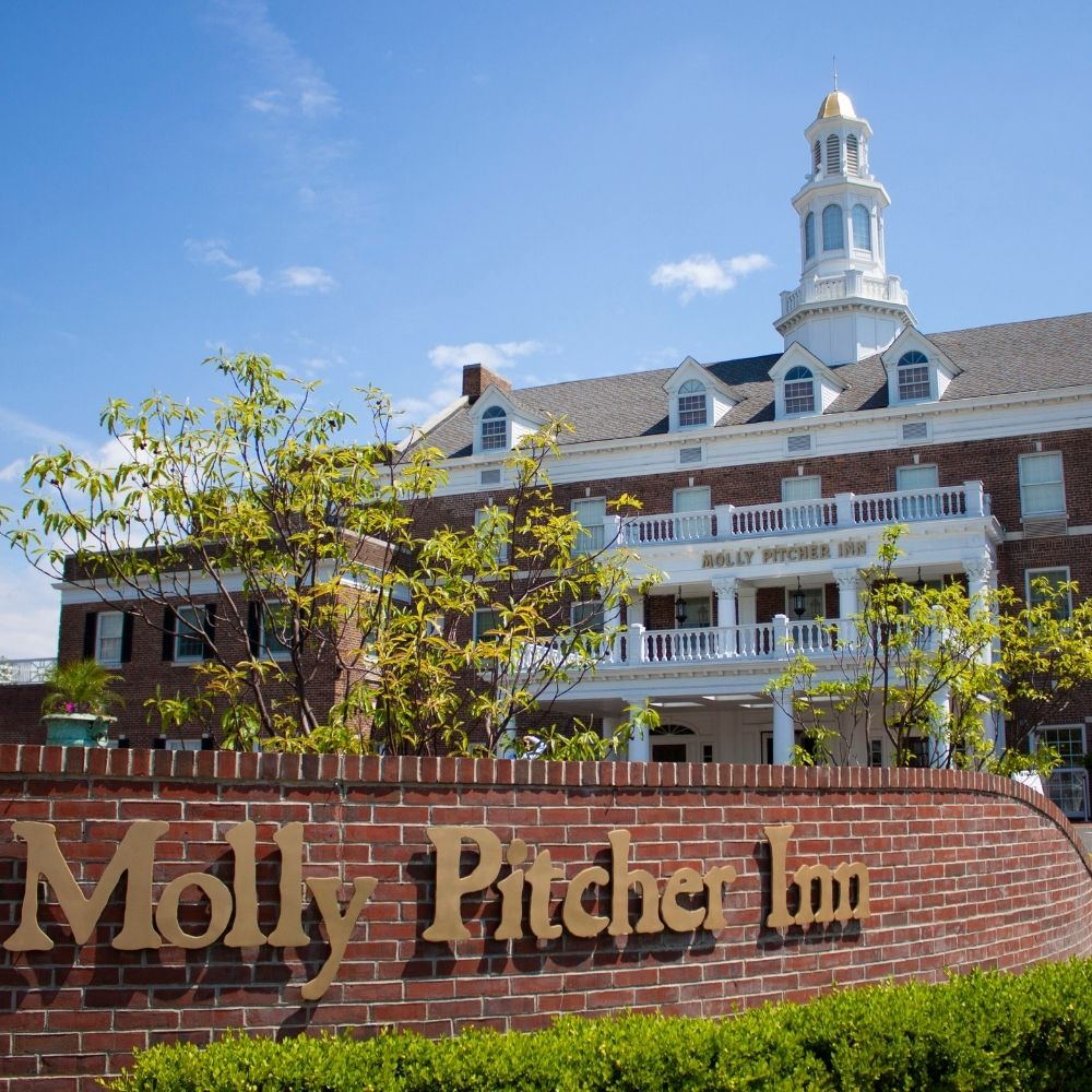 Molly Pitcher Inn Reopens for Spring!
