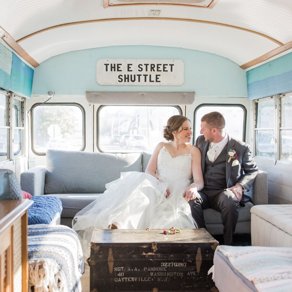 Make Weddings Unforgettable with E Street Shuttle
