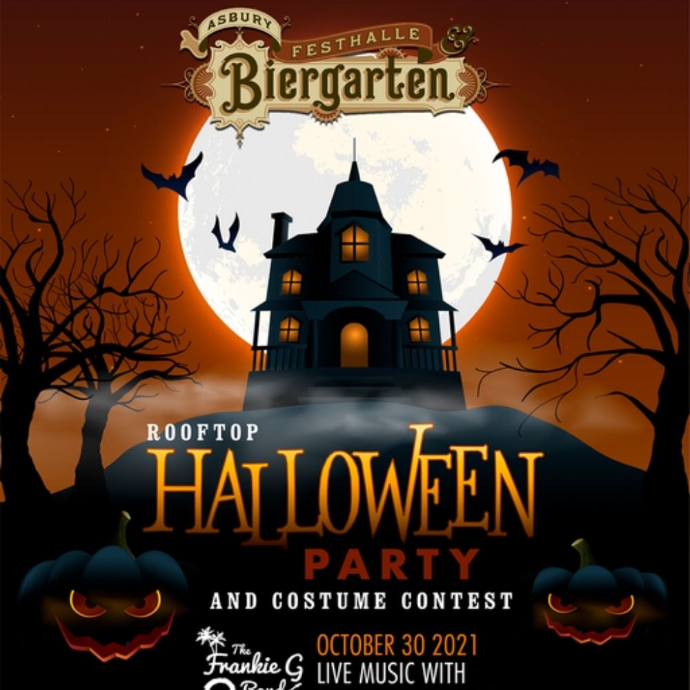 Rooftop Halloween Party & Costume Contest