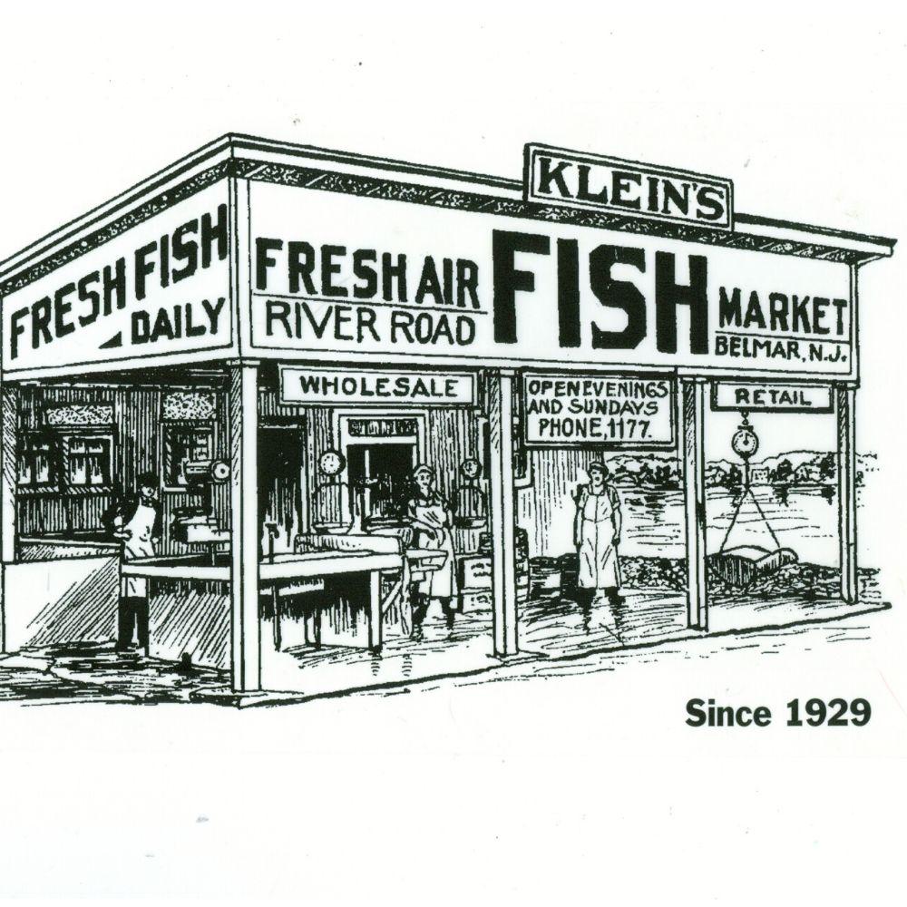Visit Klein's Fish Market All Year!