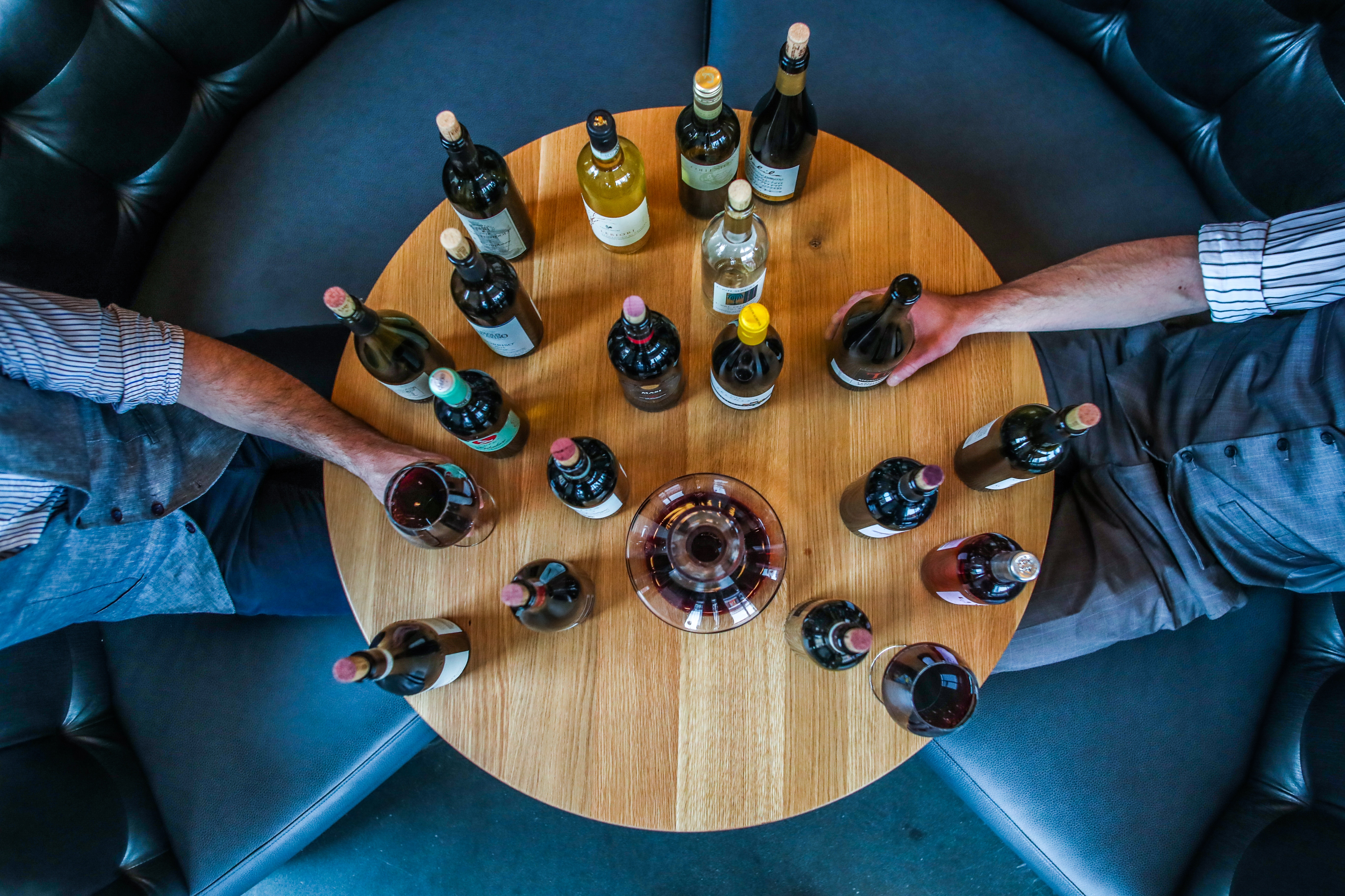 Group Therapy at Beneduce Vineyards