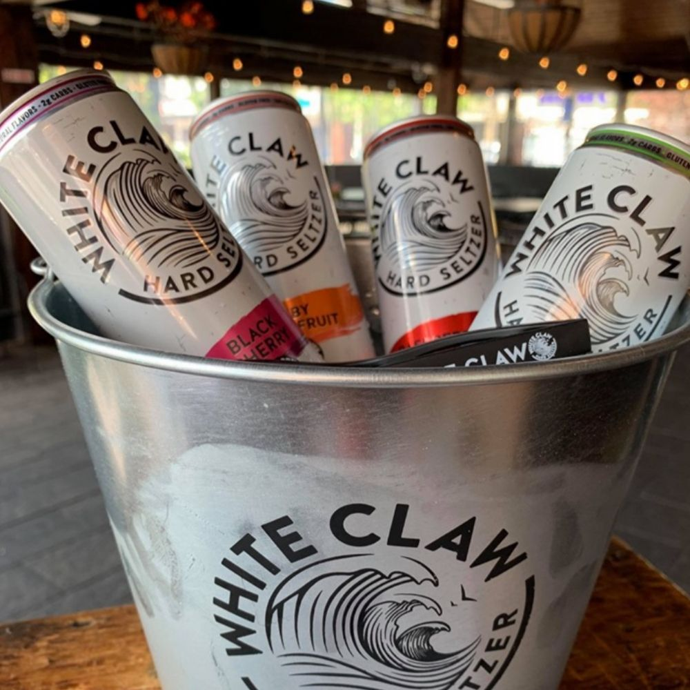 Wednesday: White Claws, Wings & Trivia