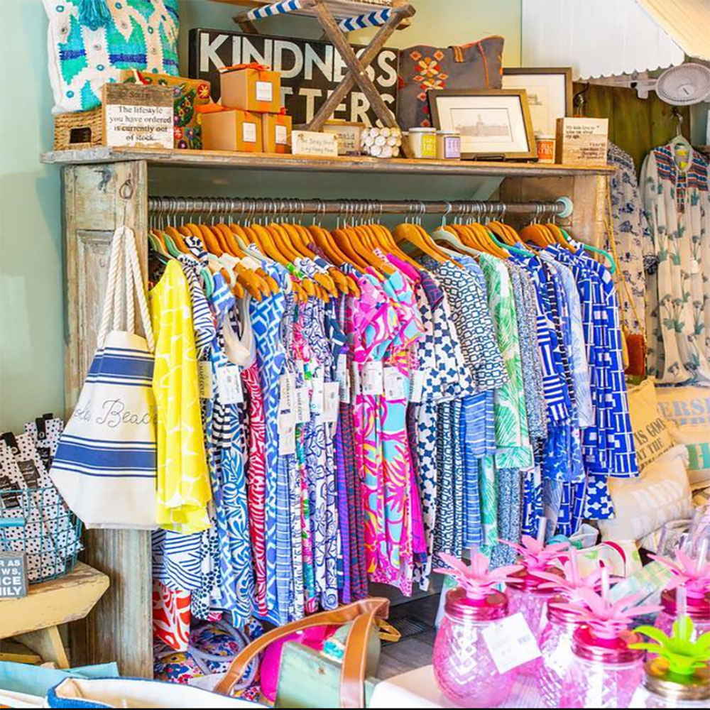 Shop Cabana 19 for casual clothing and accessories