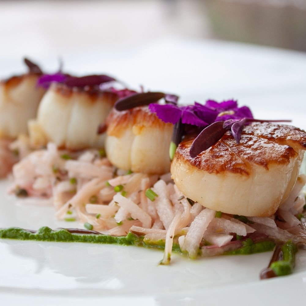 Spring Menus Make Their Debut at the Molly Pitcher