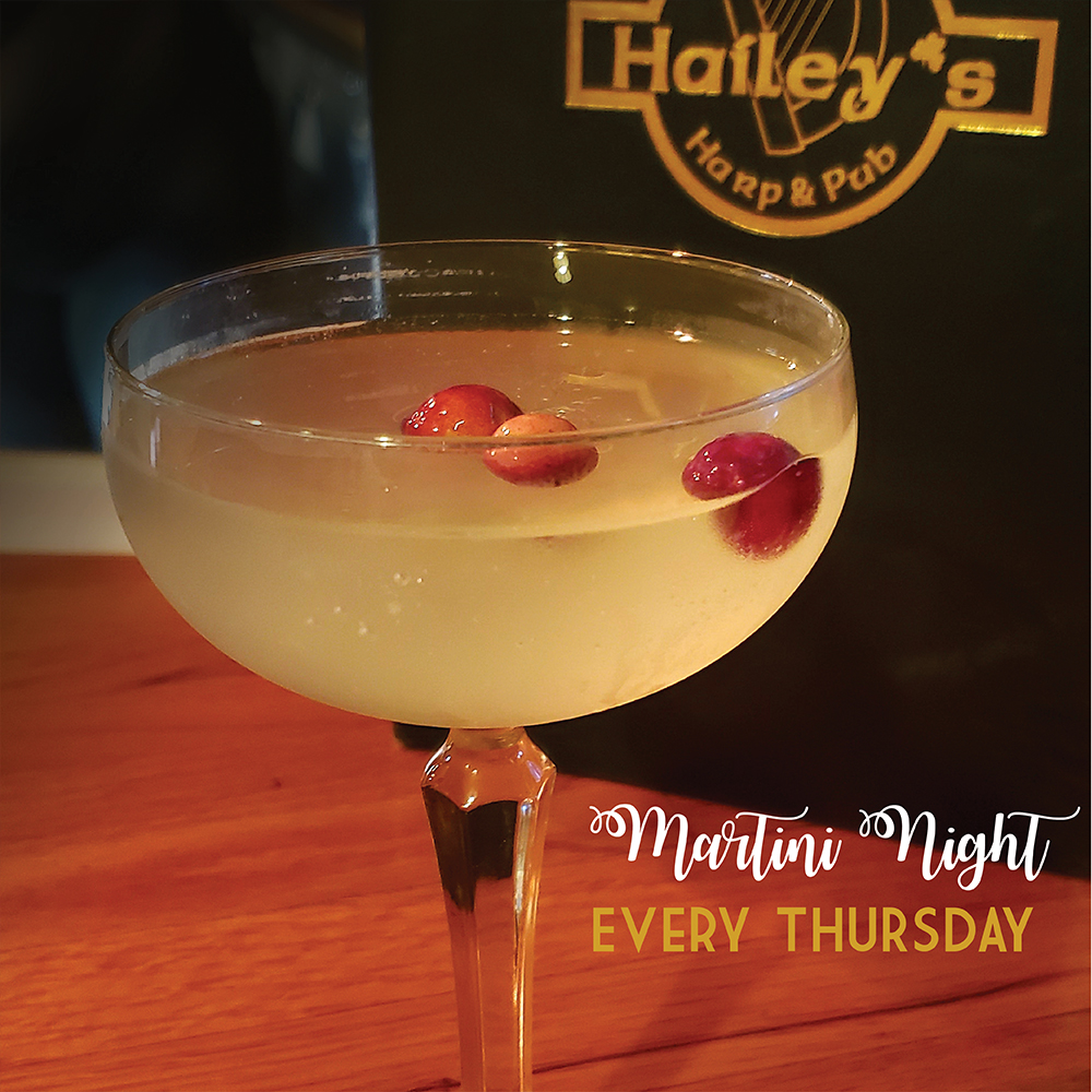 It's Almost the Weekend- Thursday at Hailey's