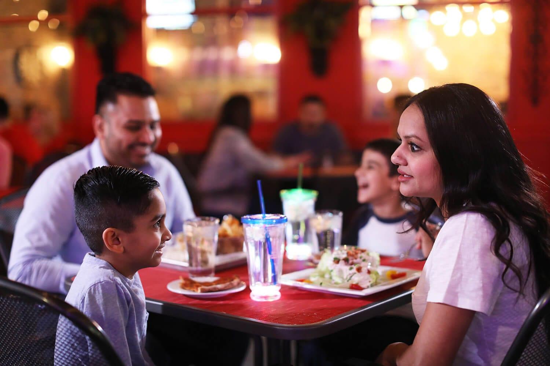 1/2 price Ride Passes & 1/2 off Kids Dinners