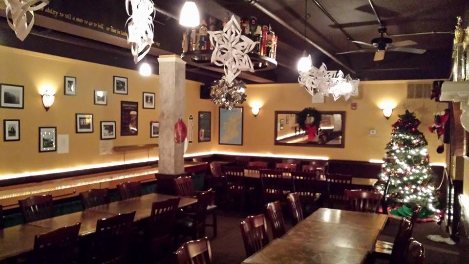 Host your events at Hailey's Harp and Pub