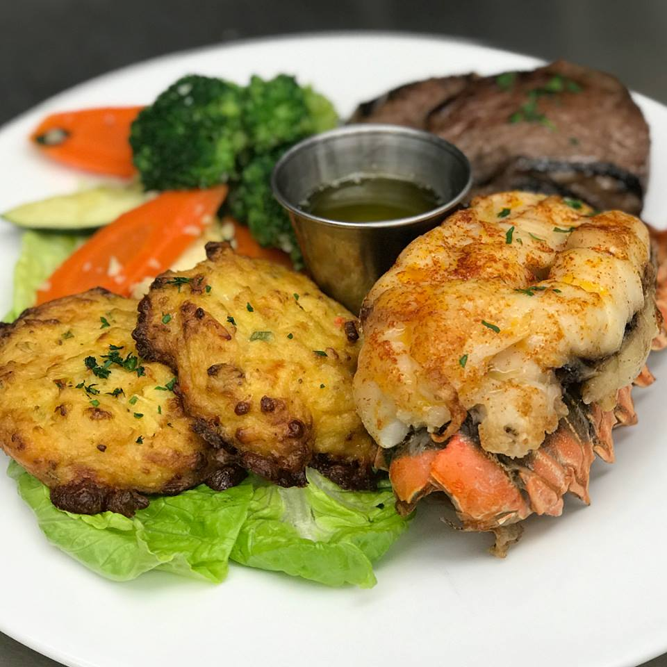 10% OFF Your Entire Food Bill at The Marina!