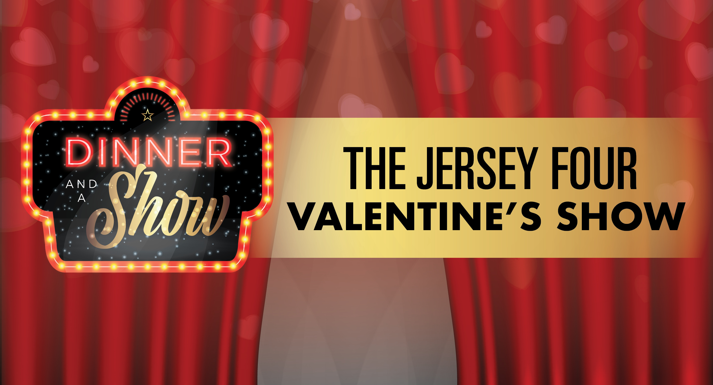 iplay america freehold the jersey four valentine s dinner show