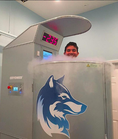 Up to 10% Off at CryoStudio with Locals InMotion®
