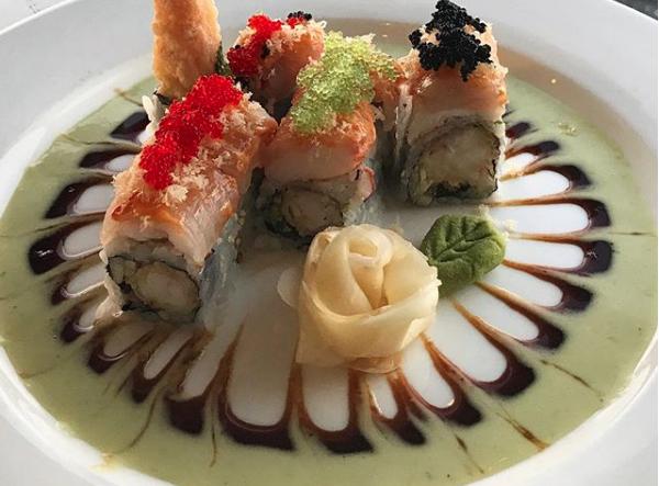 Wednesday - Sushi Night at Beach Tavern