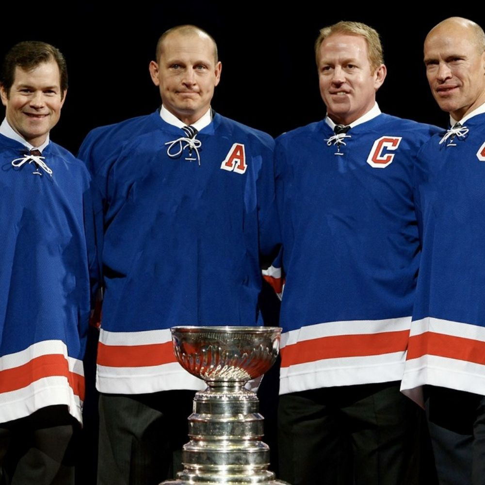 NY Rangers Event-Celebrate the '94 Cup Legends