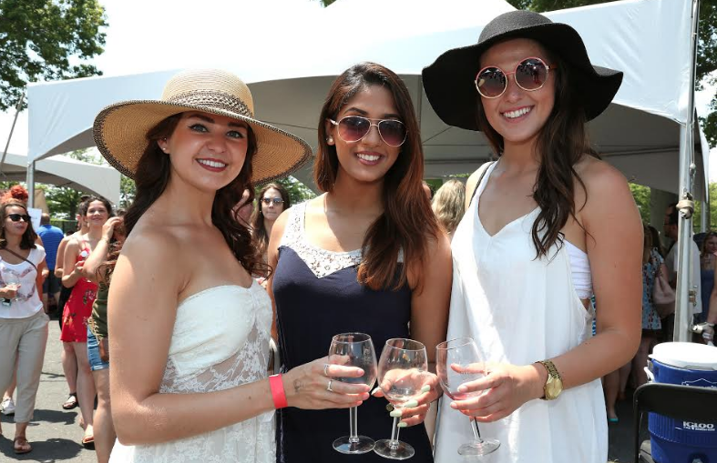 Wine and Chocolate Festival at Monmouth Park