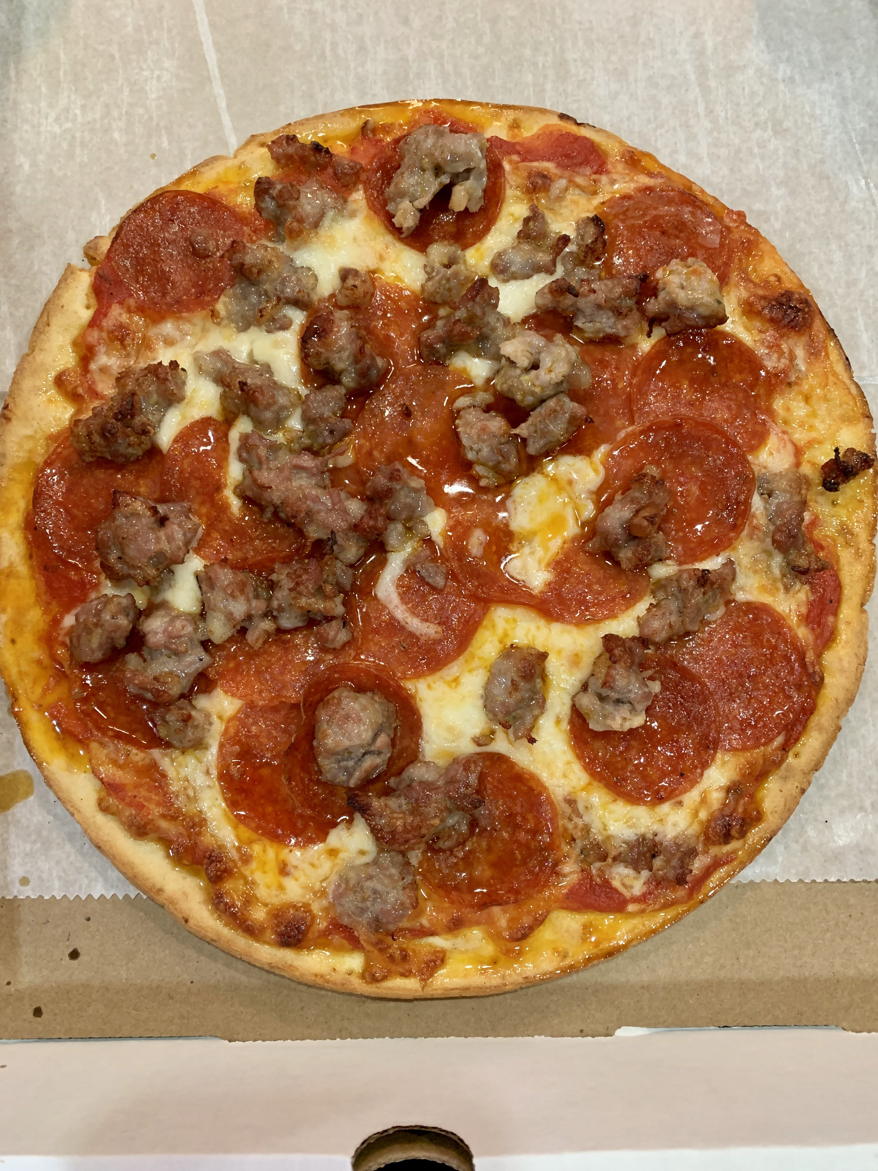 Try Pasquale's New Cauliflower Crust Pizza