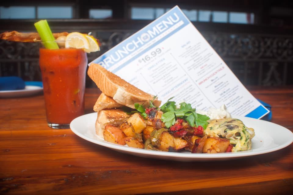 Brunch Every Sunday from 11am-3pm