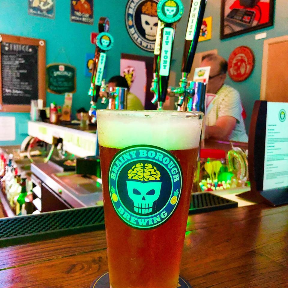 Brainy Borough Brewing Company comes to Metuchen