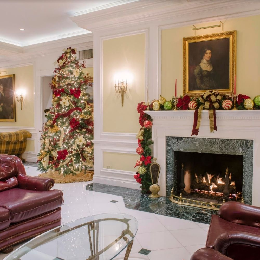 Host Your Holiday Event at the Molly Pitcher Inn