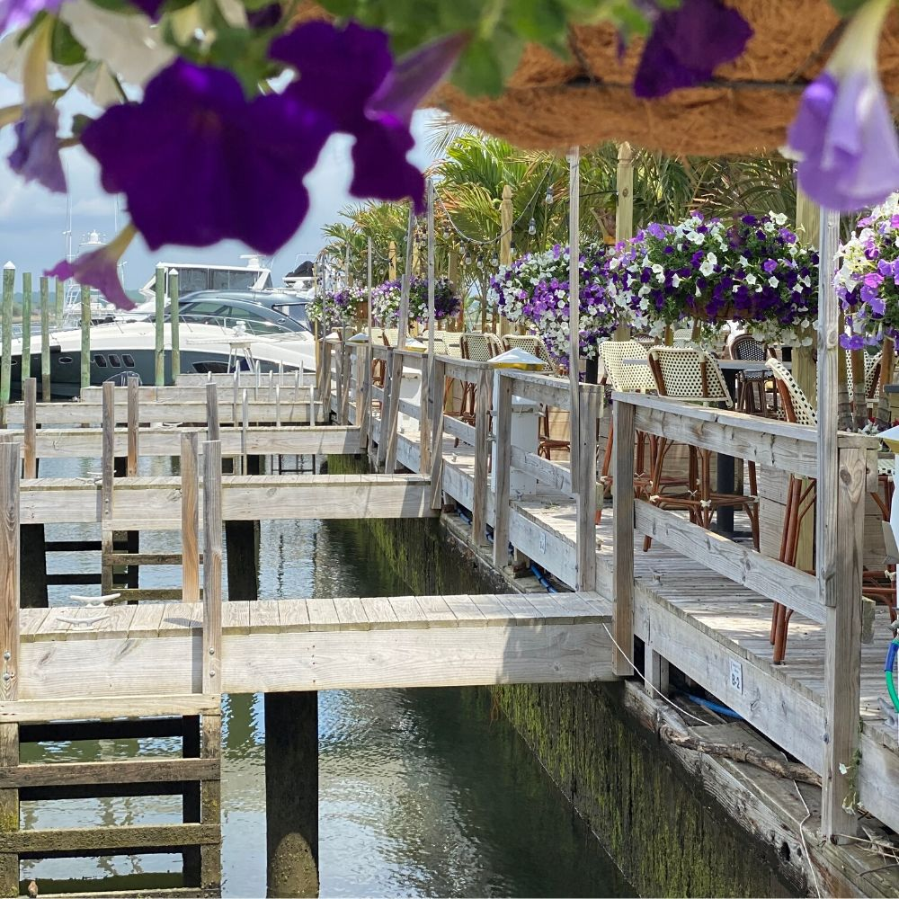 Indoor & Waterfront Outdoor Dining at Beach Tavern