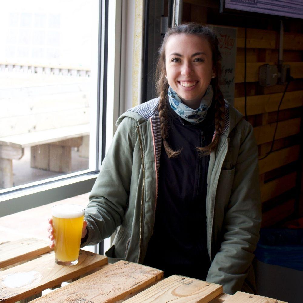 Cape May Brewing's Beer Garden is OPEN!