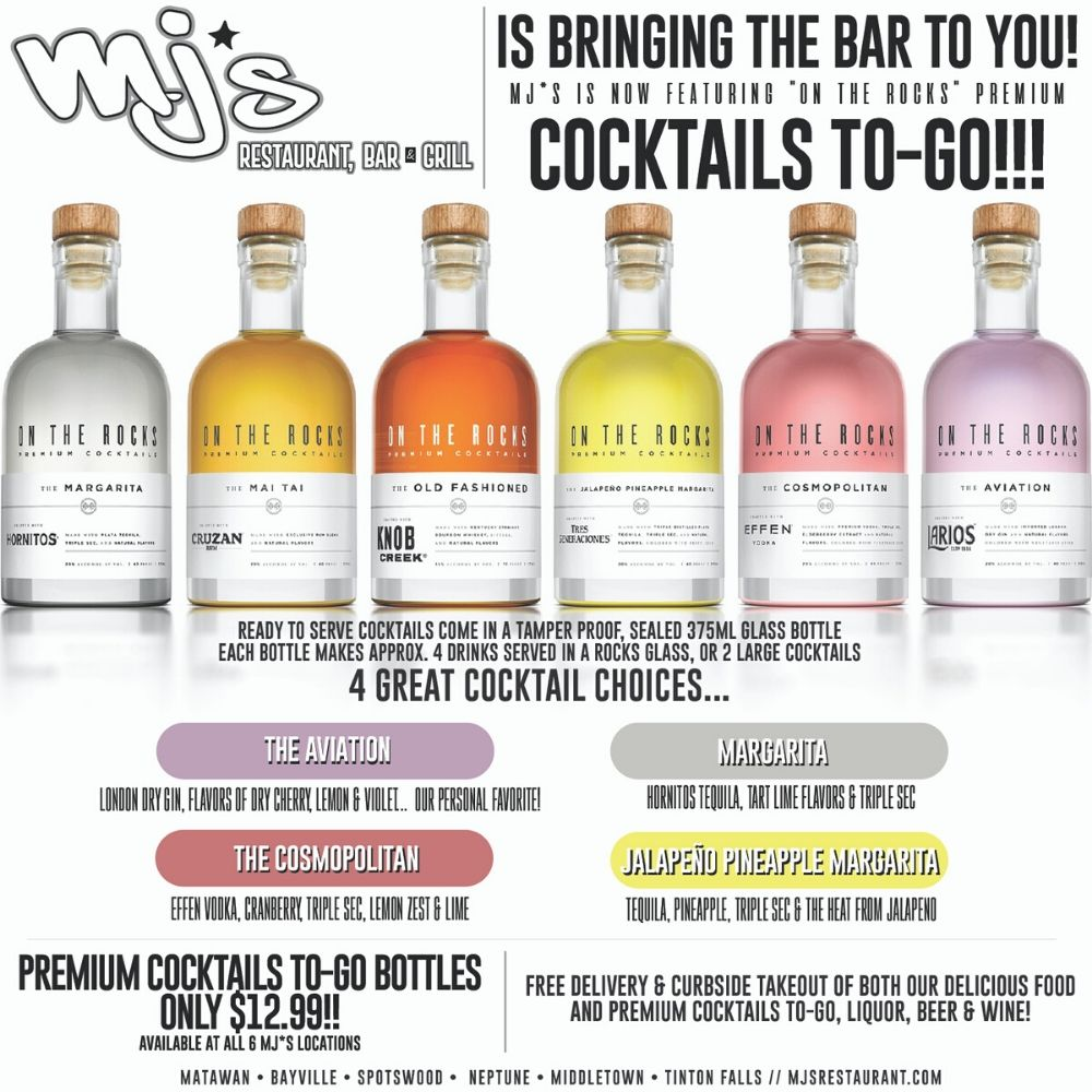 MJ's Brings The Bar To You!