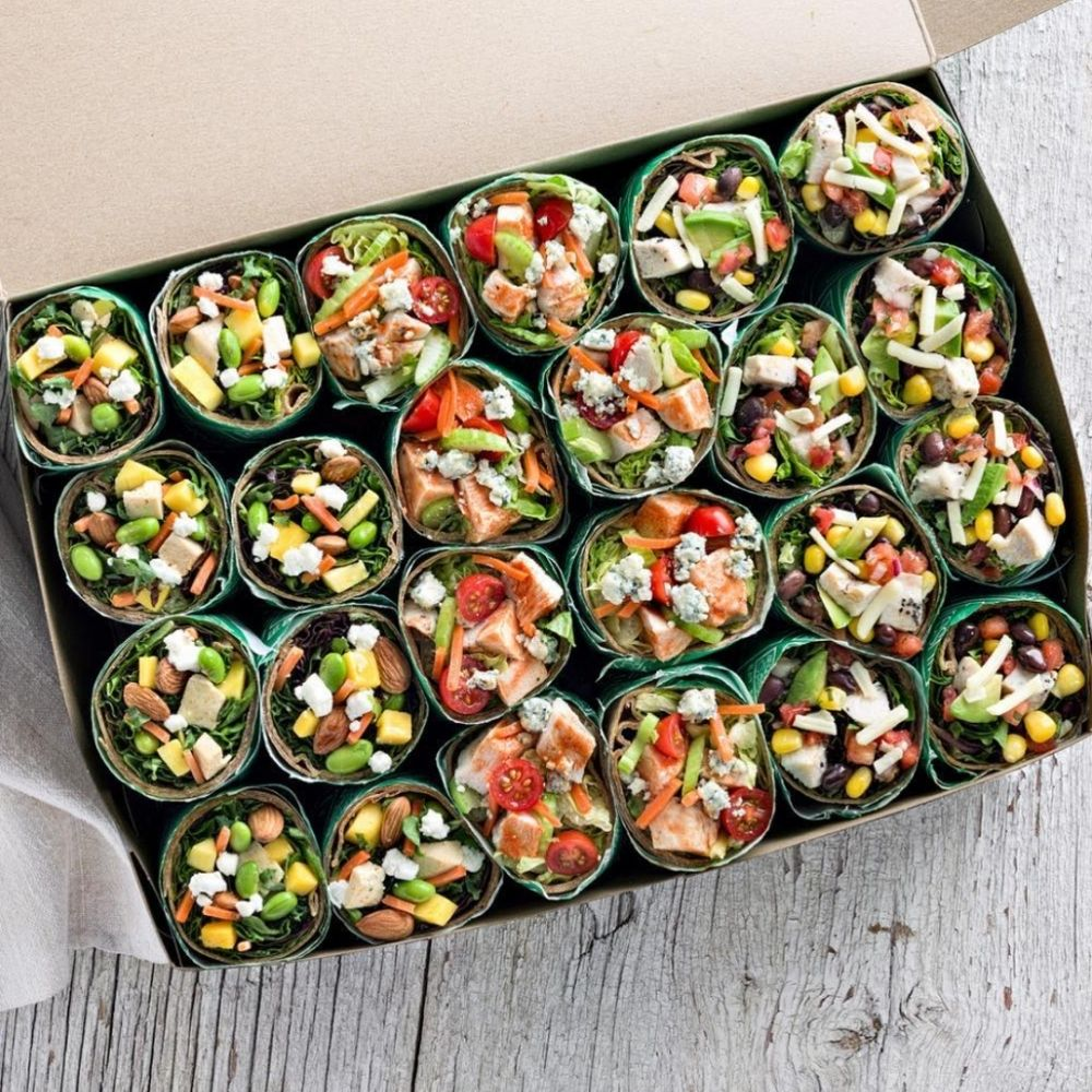 Healthy delicious catering… for everyone!