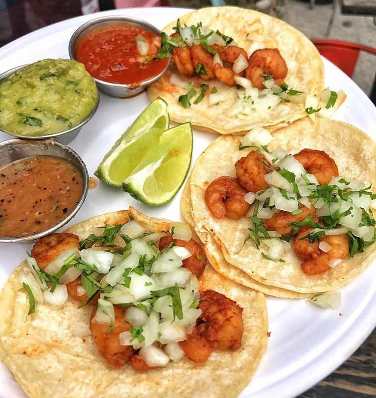 Power Lunch at Casita Mexican Every Mon-Thursday!