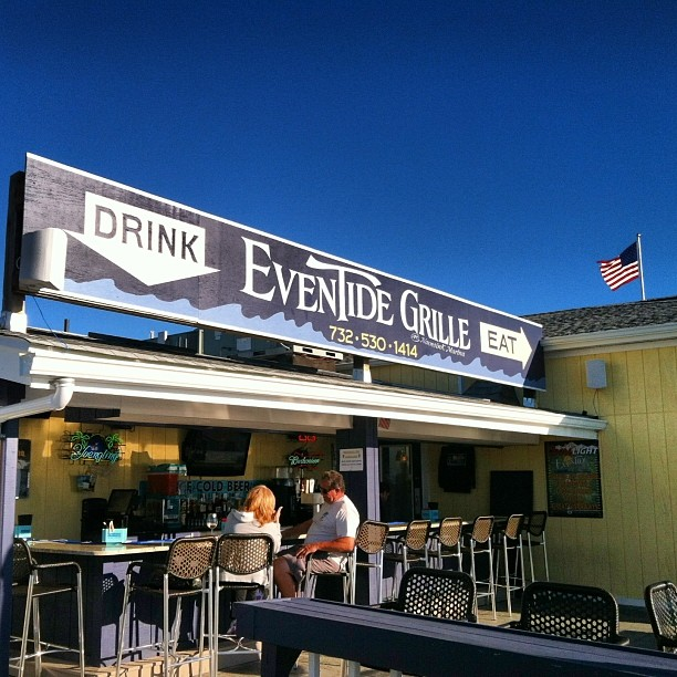 Happy Hour at EvenTide Grille!