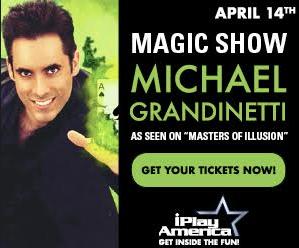 Michael Grandinetti at iPlay!