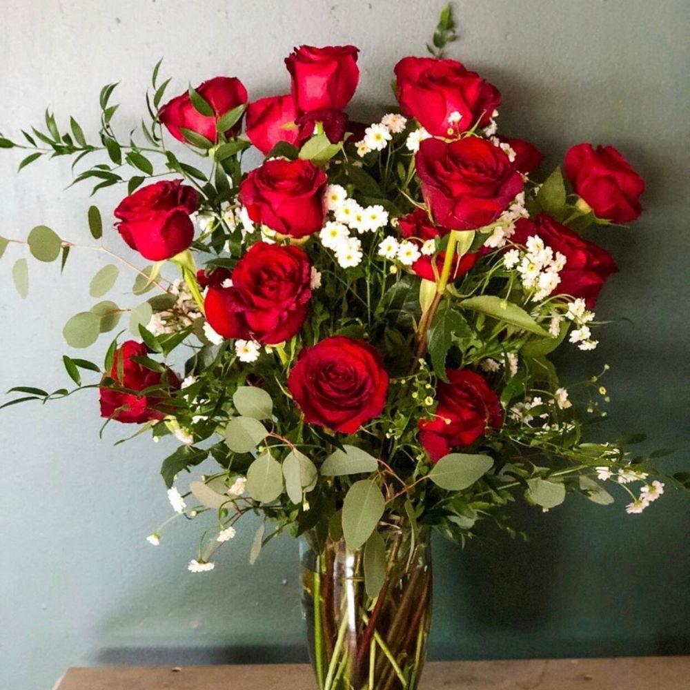 Valentine's Day Florals & Chocolates