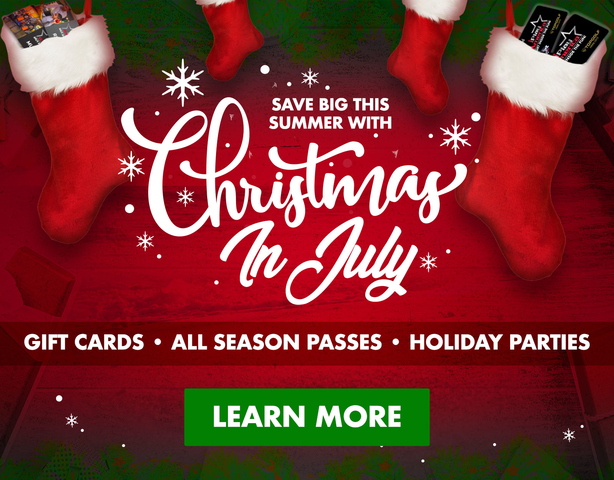 It's Christmas in July at iPlay!