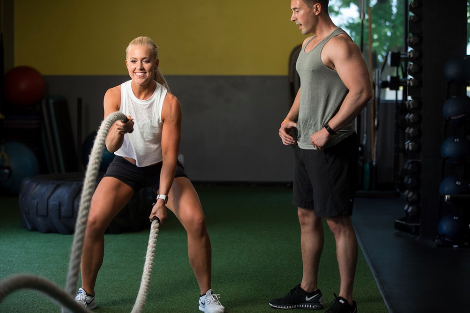 Workout in A Group to Increase your Success Rate!
