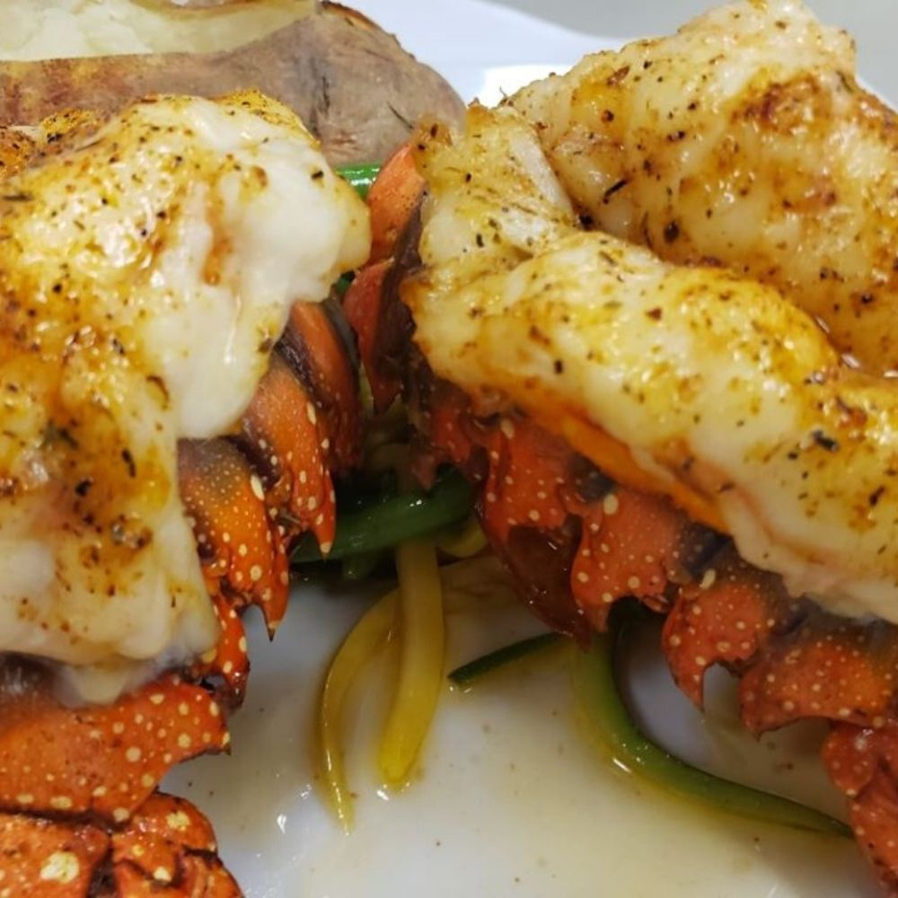 Lobster Night at Mister C's Beach Bistro!