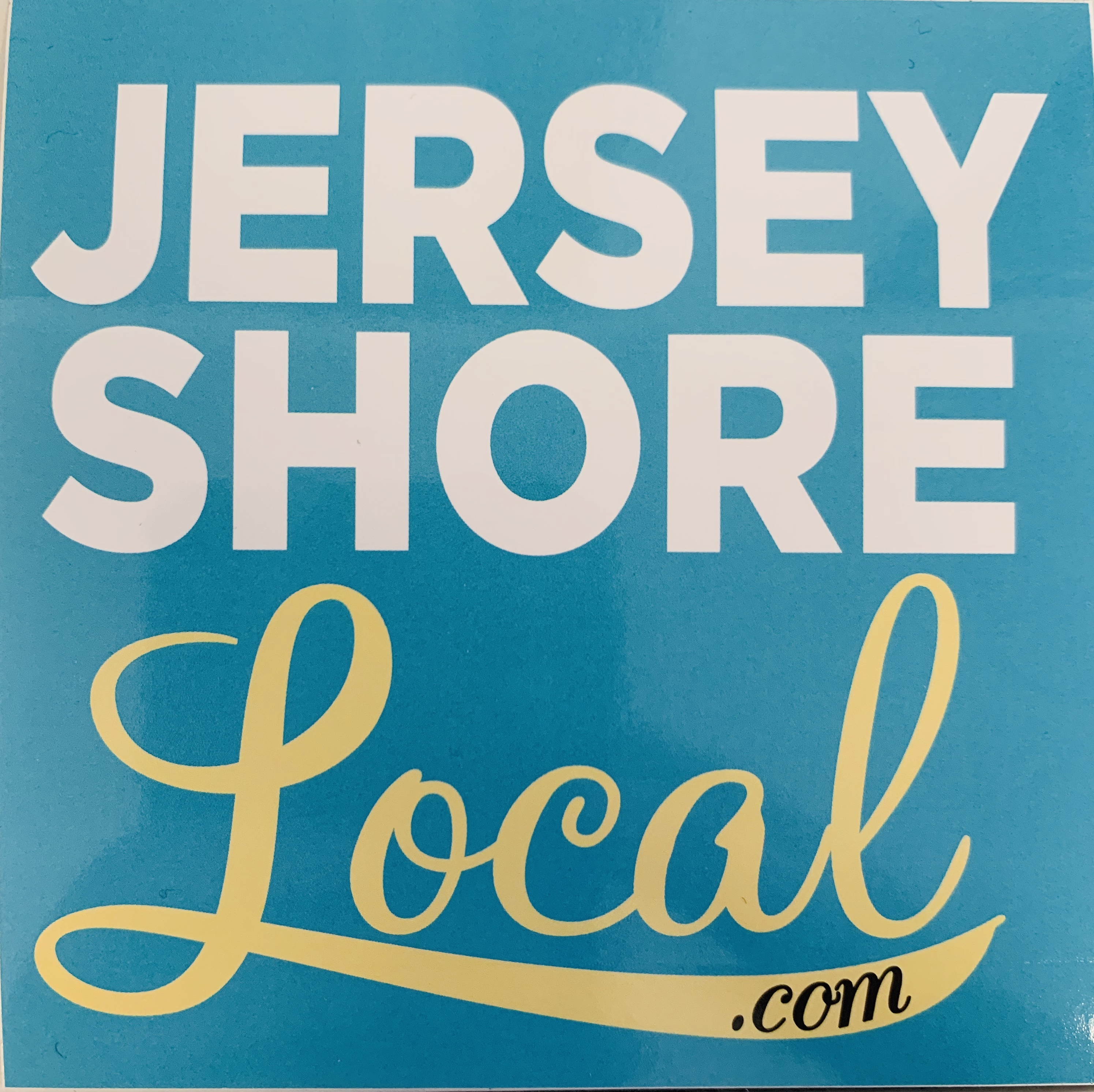 Free Jersey Shore Local Decals
